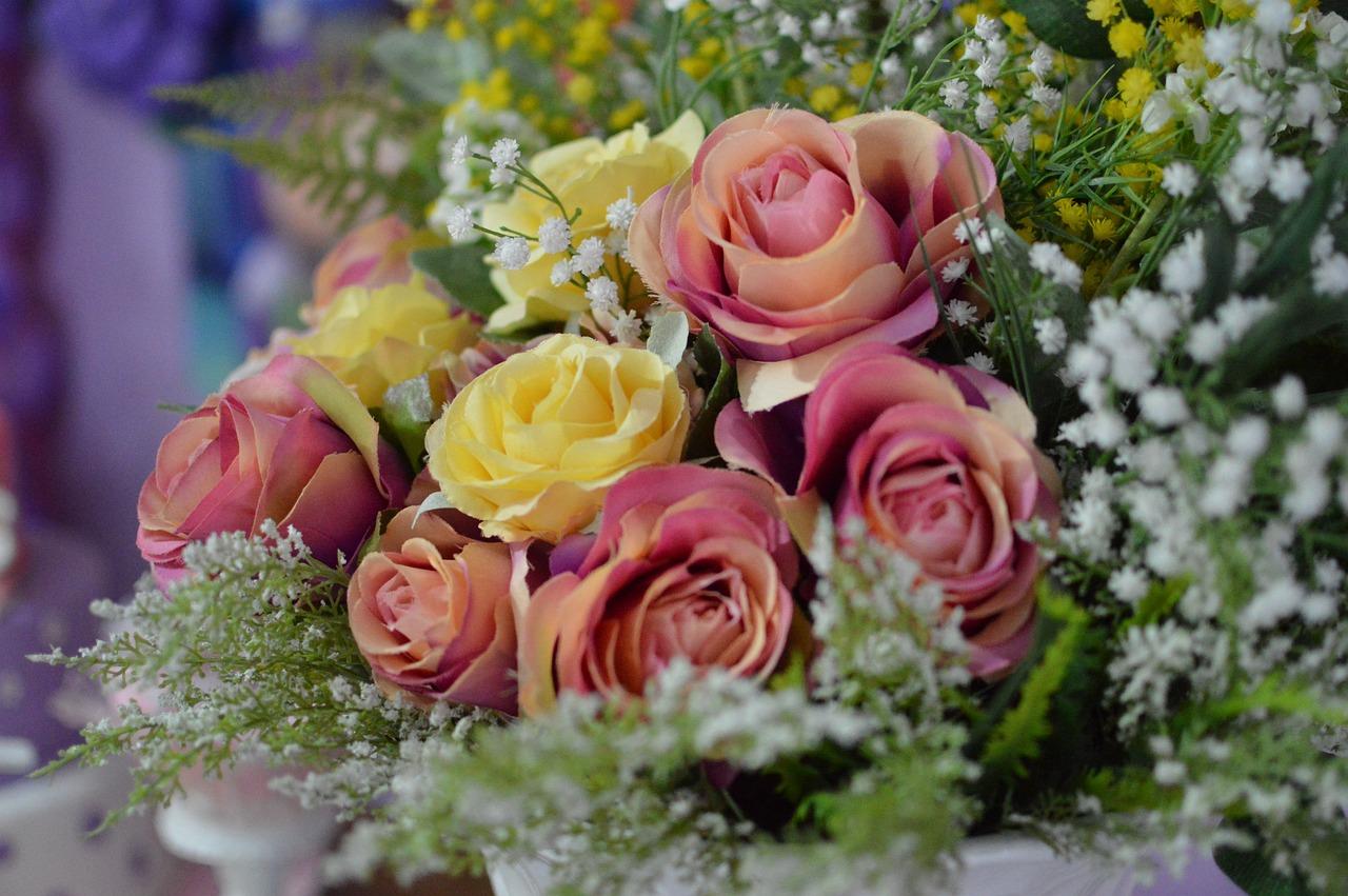 Цветок в чулке фото