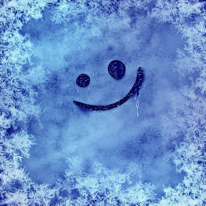 Free illustration: Winter, Hardest, Smiley, Frost - Free Image on ...