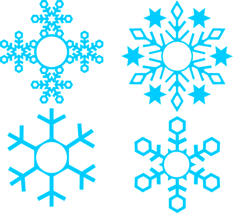 Free vector graphic snowflakes snow winter ch free image on