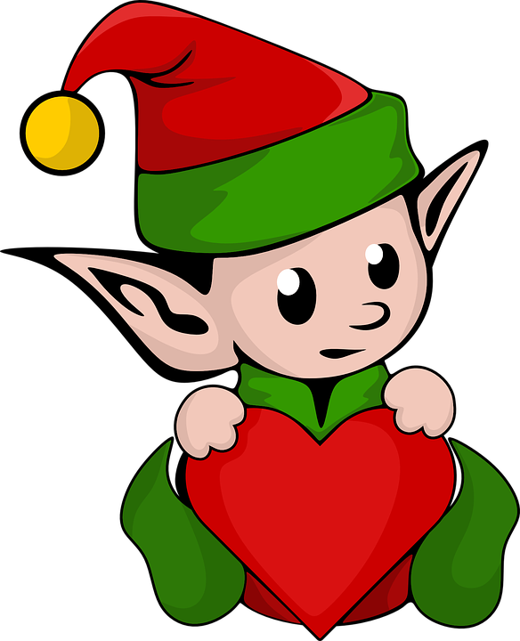 Free vector graphic: Elf, Elvan, Christmas, Holiday - Free Image on ...