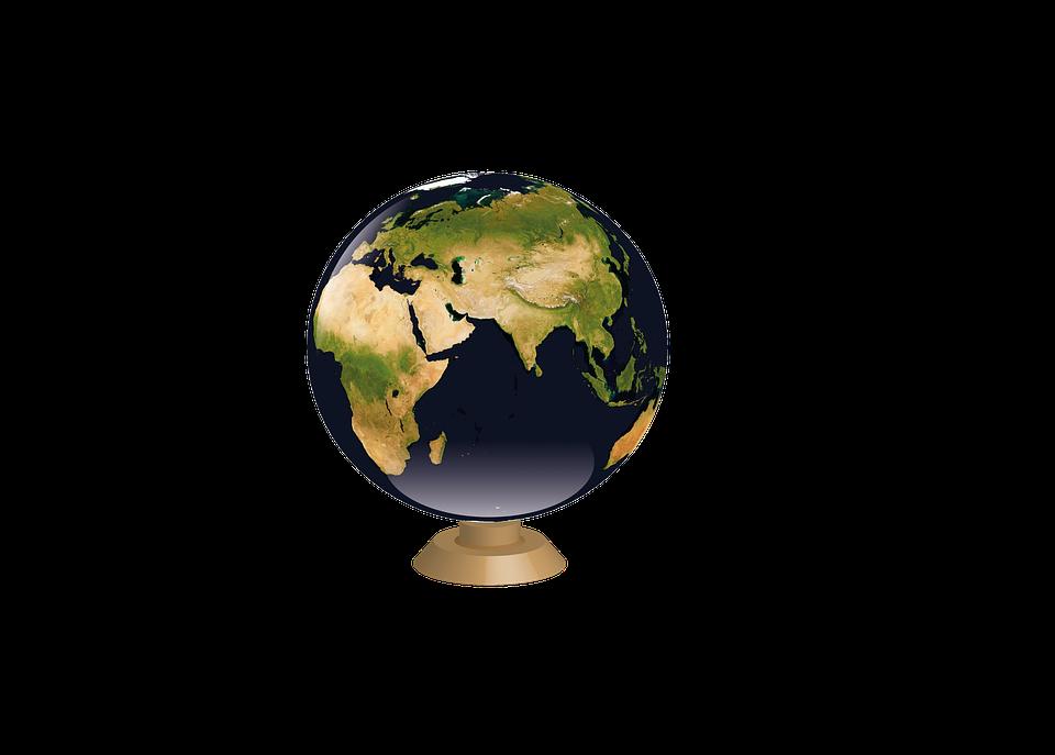 Maapallo Kartta