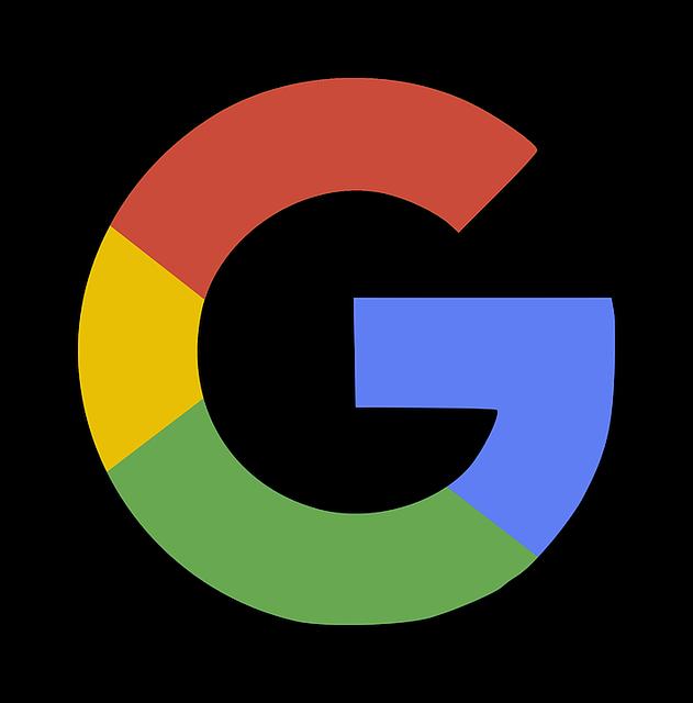 Google Logo · Free vector graphic on Pixabay