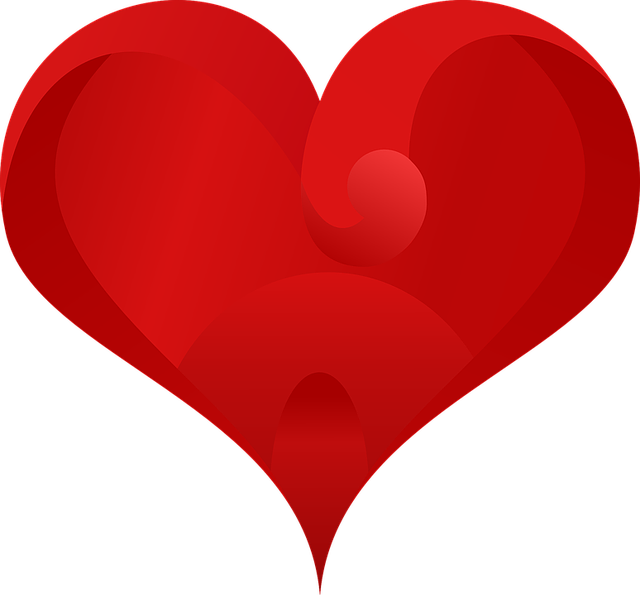 Heart Love · Free vector graphic on Pixabay