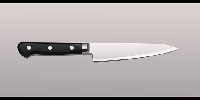 Knife, Kitchen, Sharp, Restaurant