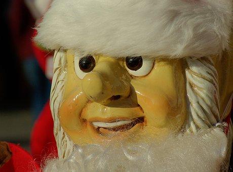 父のクリスマス, クリスマス, ひげ, 老人