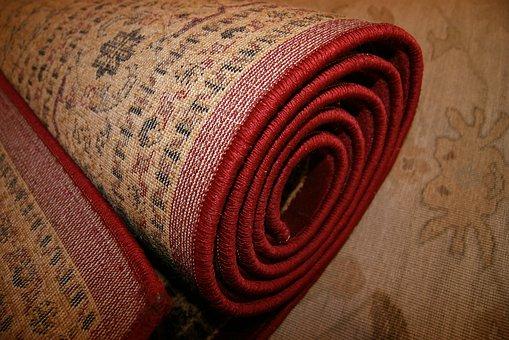 Rug, Carpet, Woven, Handmade, Textiles