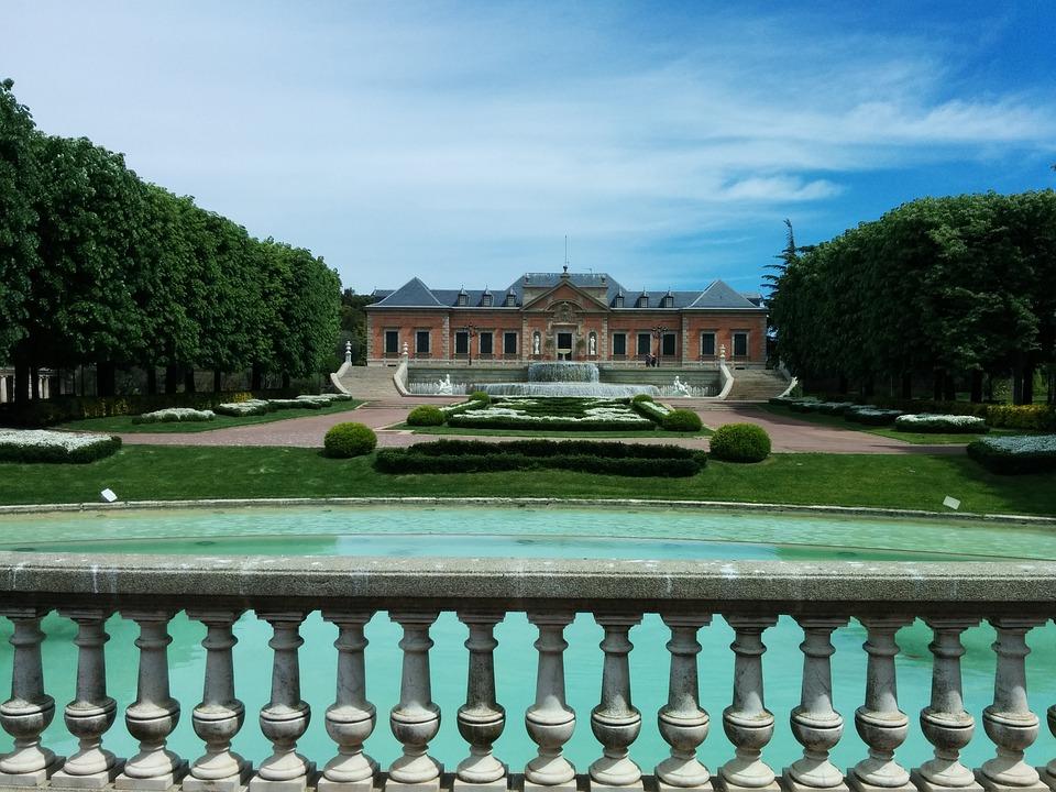 Schöner Garten Gebäude Barcelona · Kostenloses Foto auf Pixabay