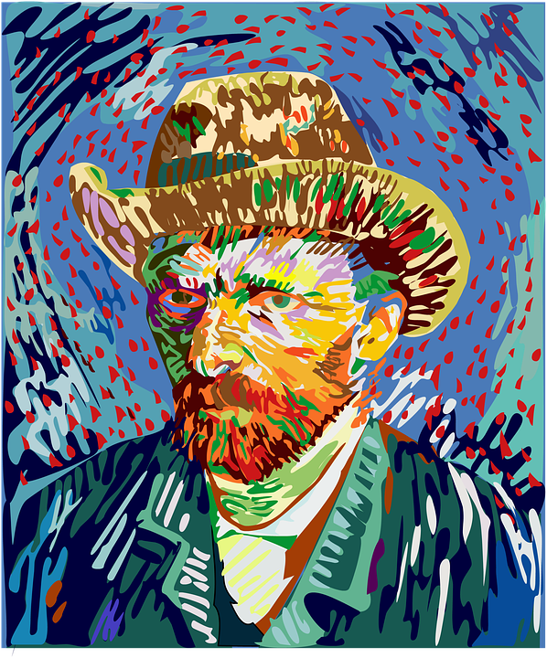 Vincent Van Gogh Oil Painting - Free image on Pixabay