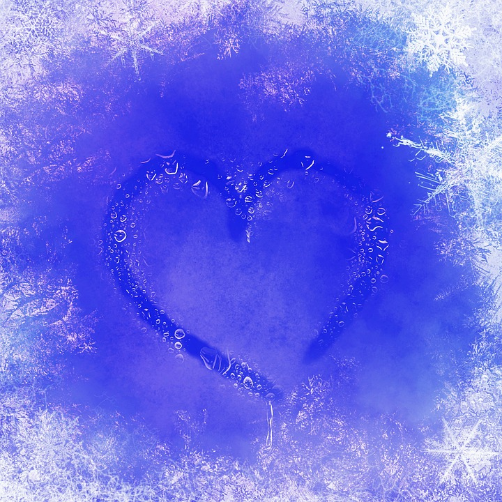 Heart, Snow, Love, Snow Heart, White, Winter