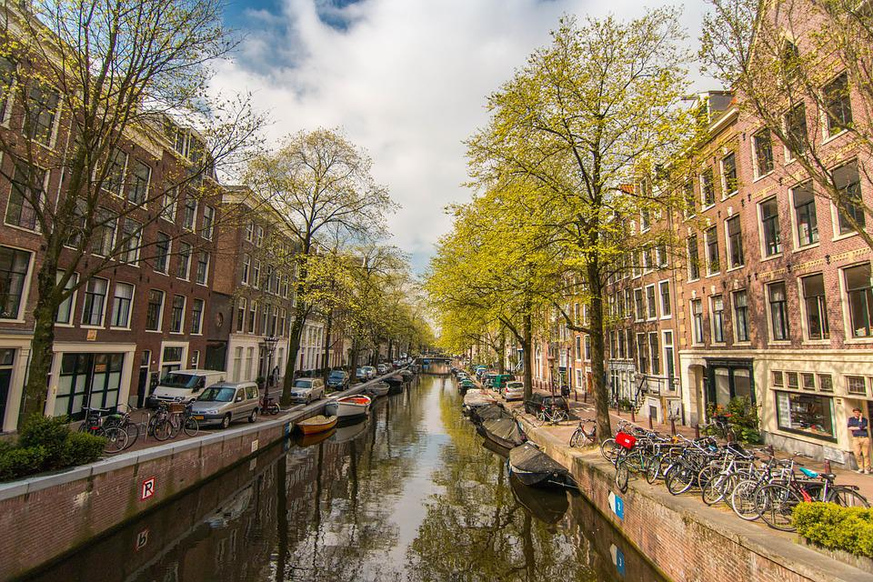 Cretsiz foto raf amsterdam kanal hollanda suyolu pixabay 39 de cretsiz g r nt ler 1089645 - The water street magical town in holland ...