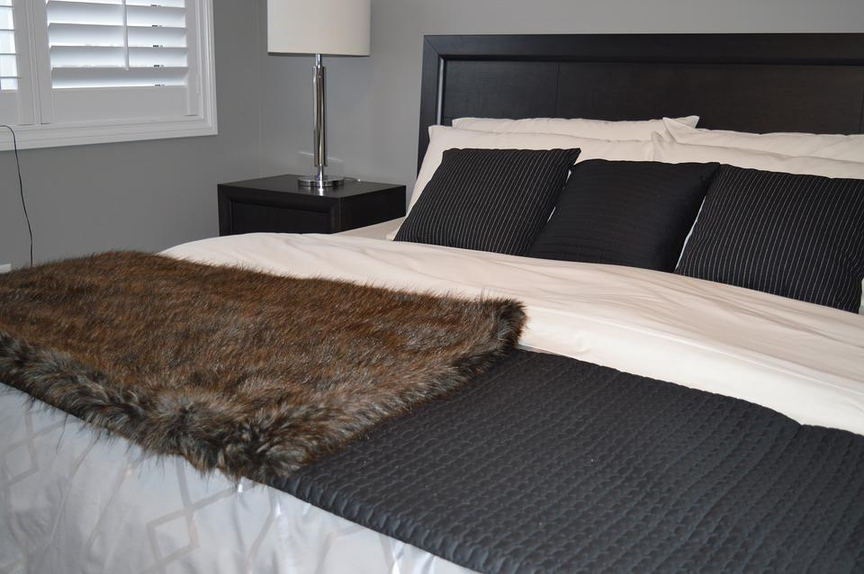 Seng Soveværelse Møbler · Gratis foto på Pixabay