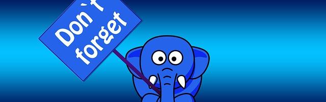 Elephant, Proboscis, Shield, Memory, Forget