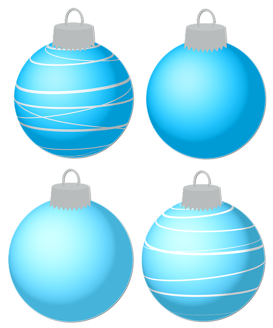 Free illustration: Bauble, Christmas Baubles, Ornament ...