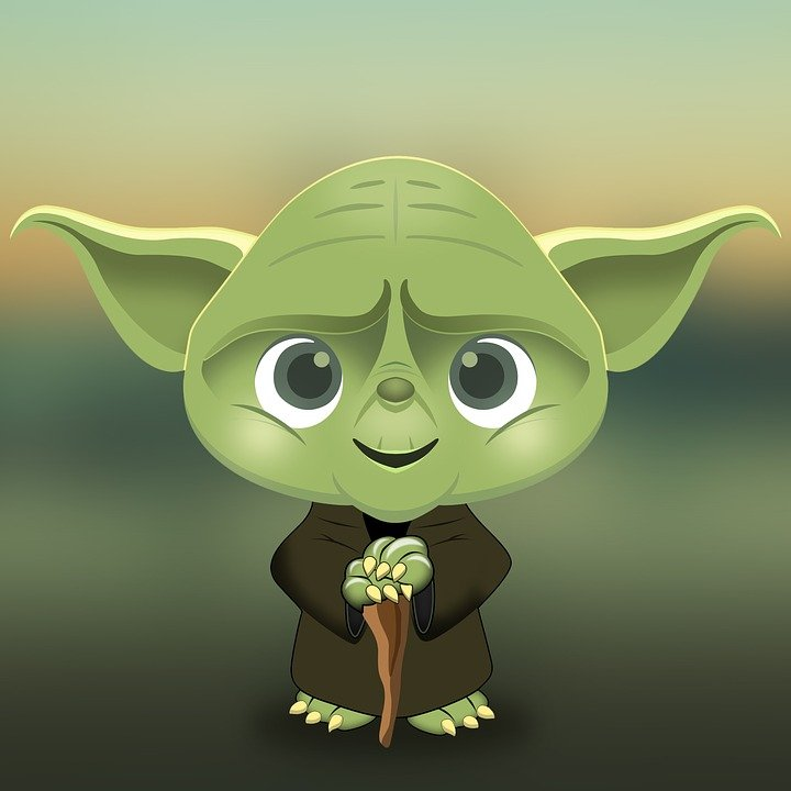 Yoda Star Wars Jedi She - Free image on Pixabay