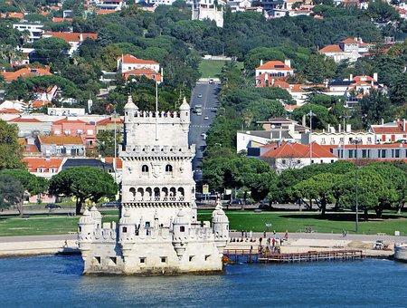 Centro y Torre Belém Lisboa