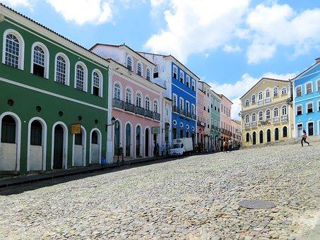 Brasil, Bahia De Todos Los Santos, Lugar
