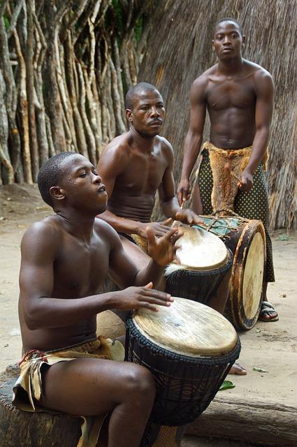 South Africa Drum Zulu 183 Free Photo On Pixabay