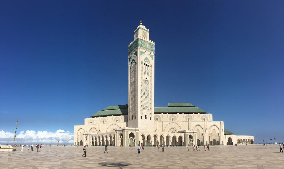 Free photo Casablanca Morocco Mosque Islam Free  : casablanca 1091462960720 from pixabay.com size 960 x 571 jpeg 101kB