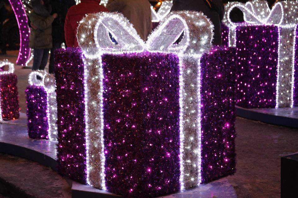 Darček Na Nový Rok