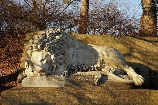 Lion de pierre images gratuites sur pixabay - Photos de lions gratuites ...