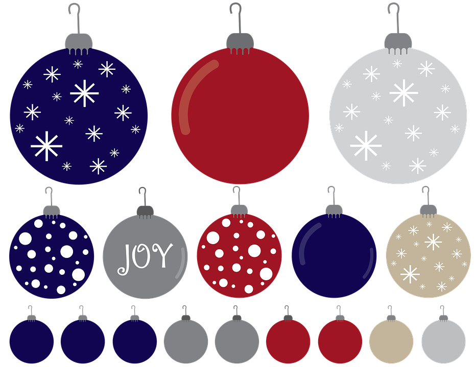 Free illustration christmas ornaments ornaments free
