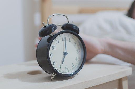 Morning, Clock, Alarm