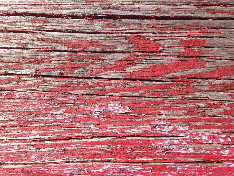 Wood Rustic Red - Free photo on Pixabay