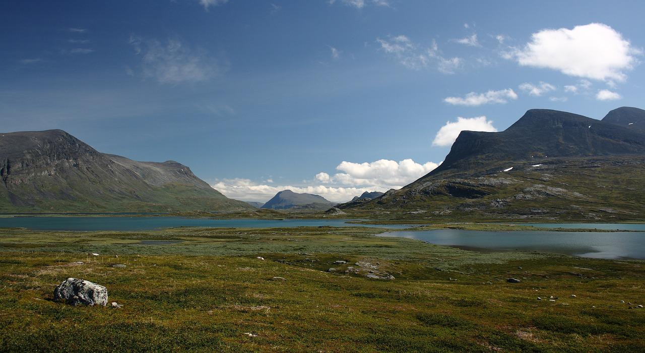 Suède Laponie Kungsleden