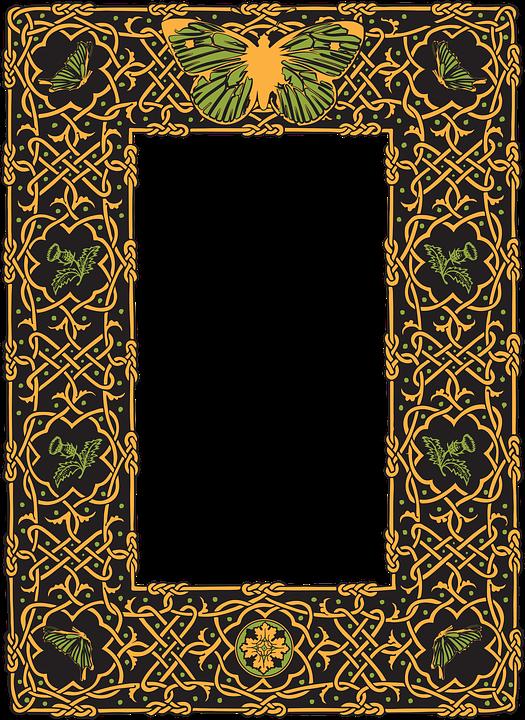 Border Celtic Pattern 183 Free Image On Pixabay