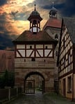 middle ages, historically, old town