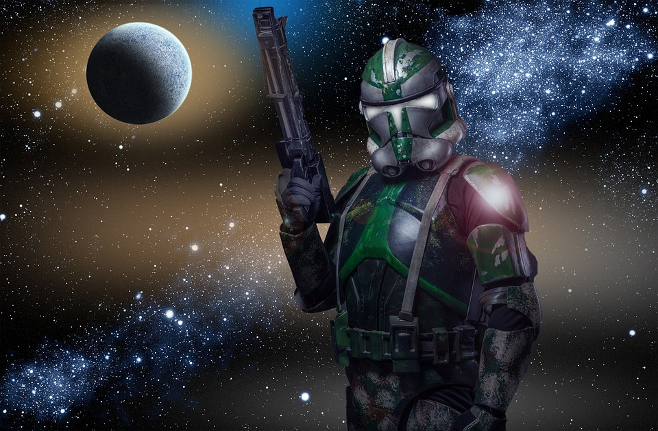 Star Wars Galaxies Wallpaper: Space Warrior Galaxy Types Of · Free Image On Pixabay
