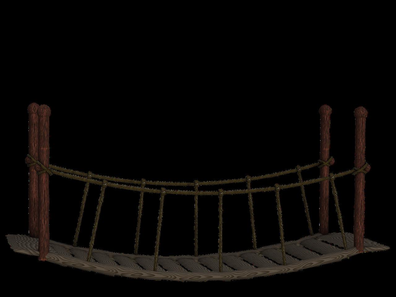 Деревянный мост картинка для детей