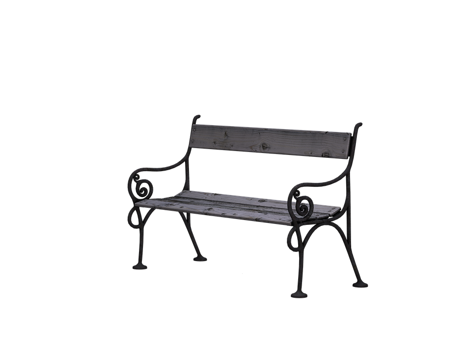 Bank Garden Bench Seat - Free image on Pixabay