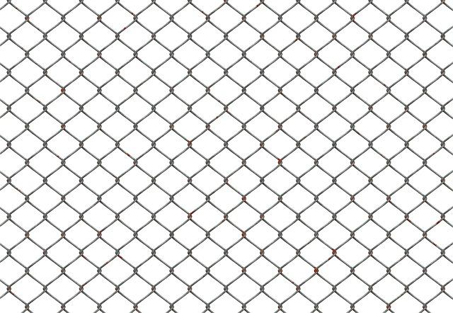 Fence Iron Mesh Wire 183 Free Image On Pixabay