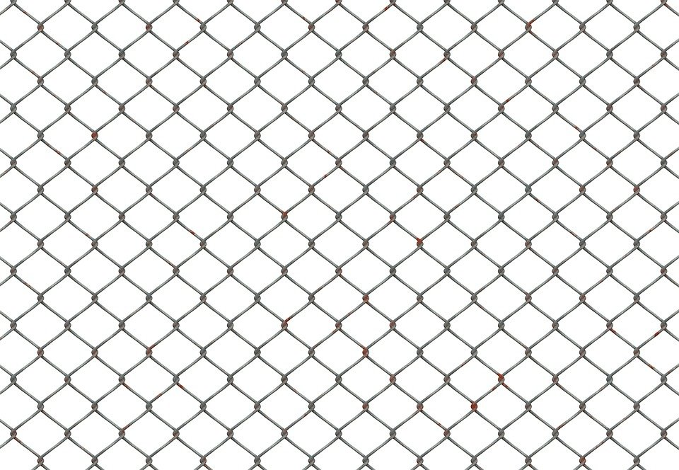 Fence Iron Mesh Wire 183 Free Image On Pixabay
