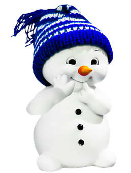 Sněhulák, Zima, Postava, Talismanem