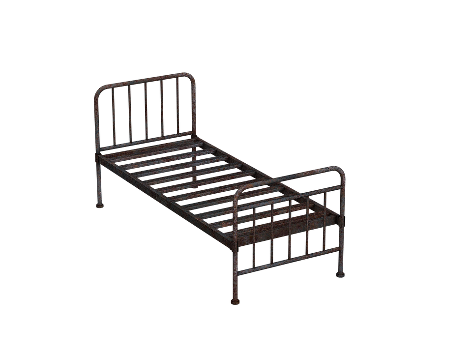 metal seng Seng Metal Gamle · Gratis billeder på Pixabay metal seng