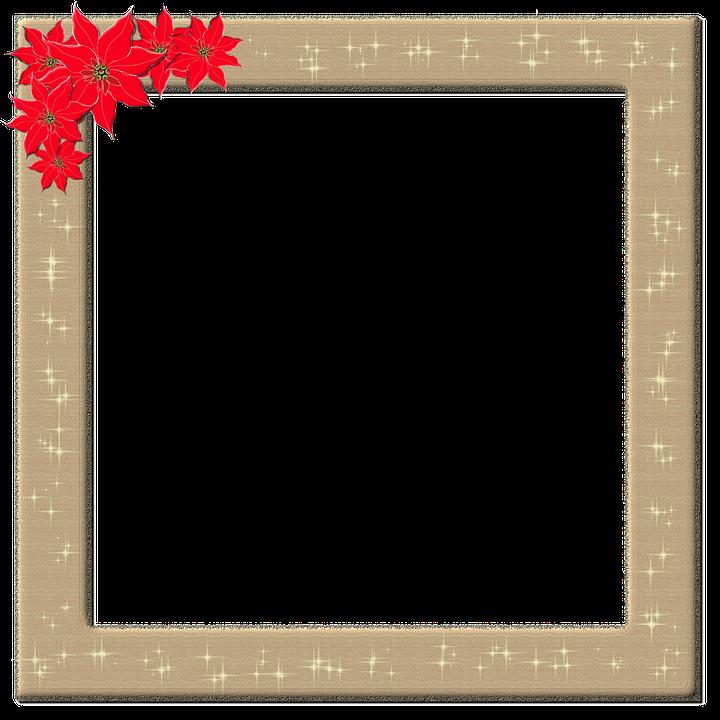 Navidad Marco De Fotos Foto · Imagen gratis en Pixabay