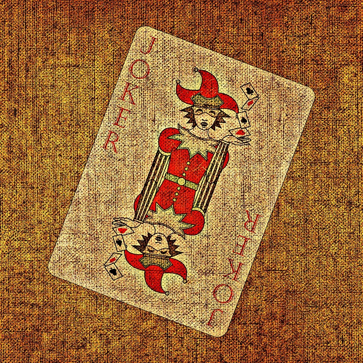 Playing Card, Joker, Tissue, Structure, Card Game, Skat