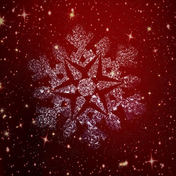 Schneeflocke Hintergrund · Kostenloses Bild auf Pixabay