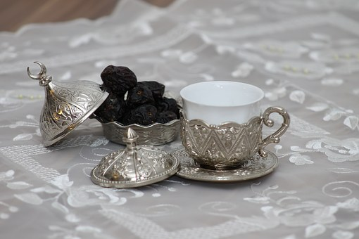 Turkish Mocha, Dates, Drink, Eat