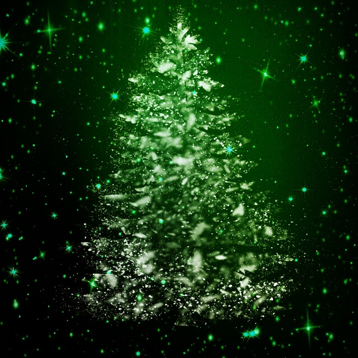 Kostenlose illustration hintergrund tannenbaum for Foto hintergrund weihnachten