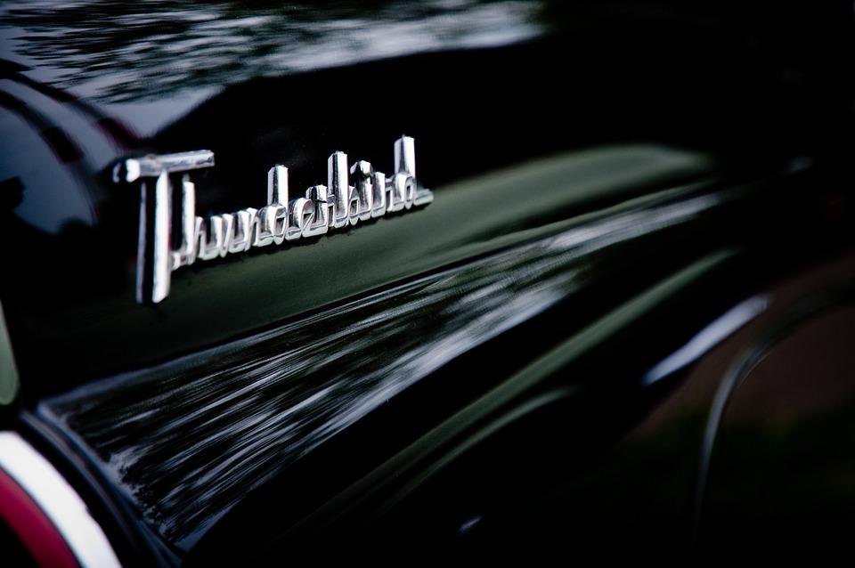 thunderbird name ford car emblem logo auto badge & Free photo: Thunderbird Name Ford Car - Free Image on Pixabay ... markmcfarlin.com