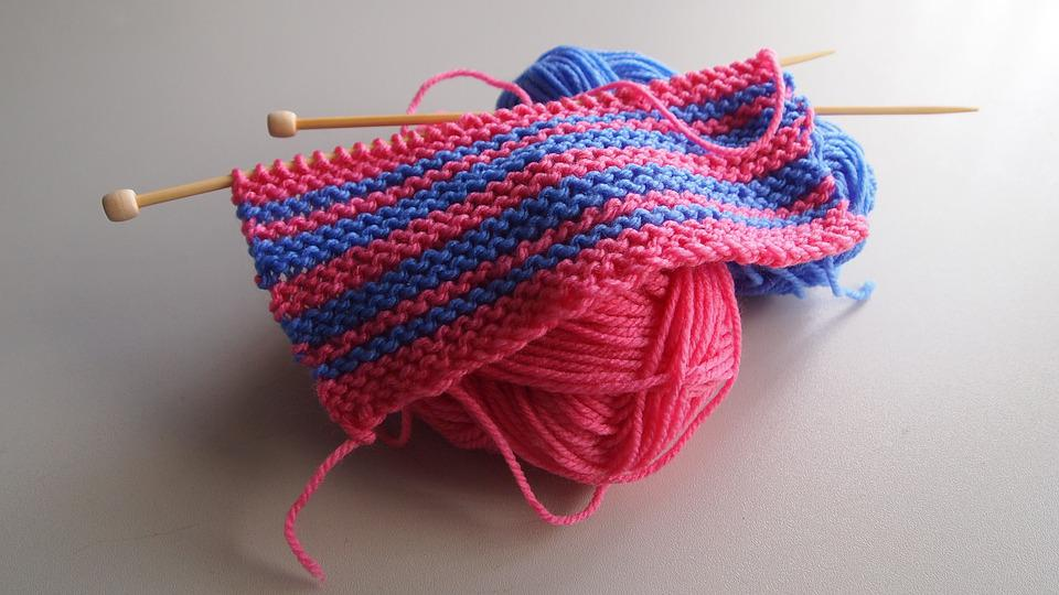 Knitting Patterns Wool And Needles : Free photo: Knitting, Knitting Needles, Wool - Free Image ...