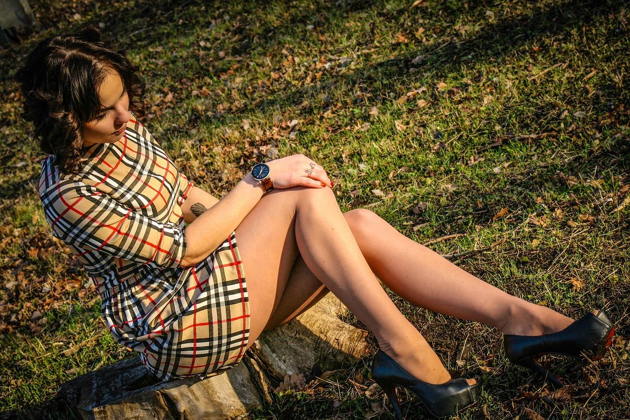 Красота девушки ножки фото