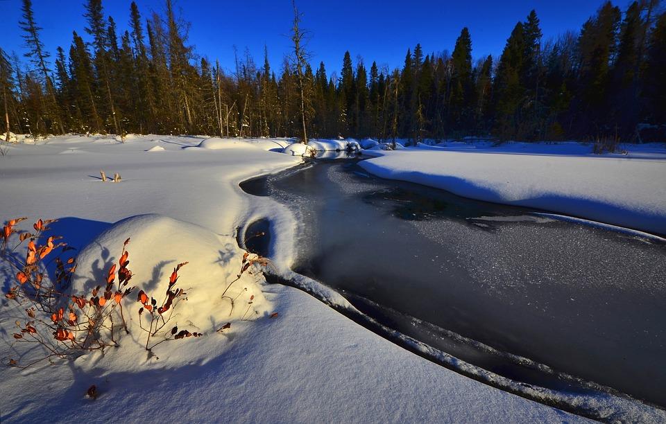 Paesaggio invernale neve inverno foto gratis su pixabay for Disegni paesaggio invernale