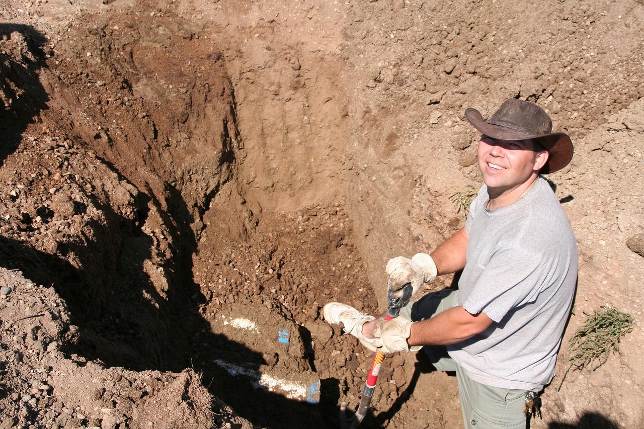 Сонник что значит копать яму