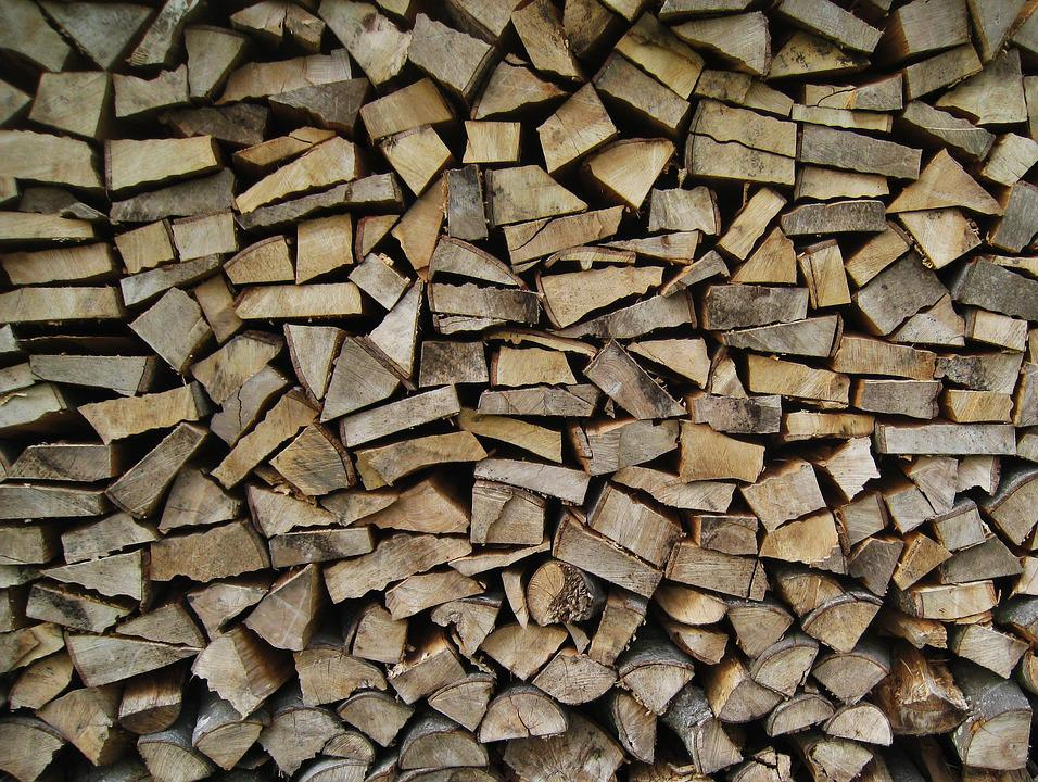 Wood For The Fireplace, Holzstapel, Wood Finn, Wood - Free Photo: Wood For The Fireplace, Holzstapel - Free Image On