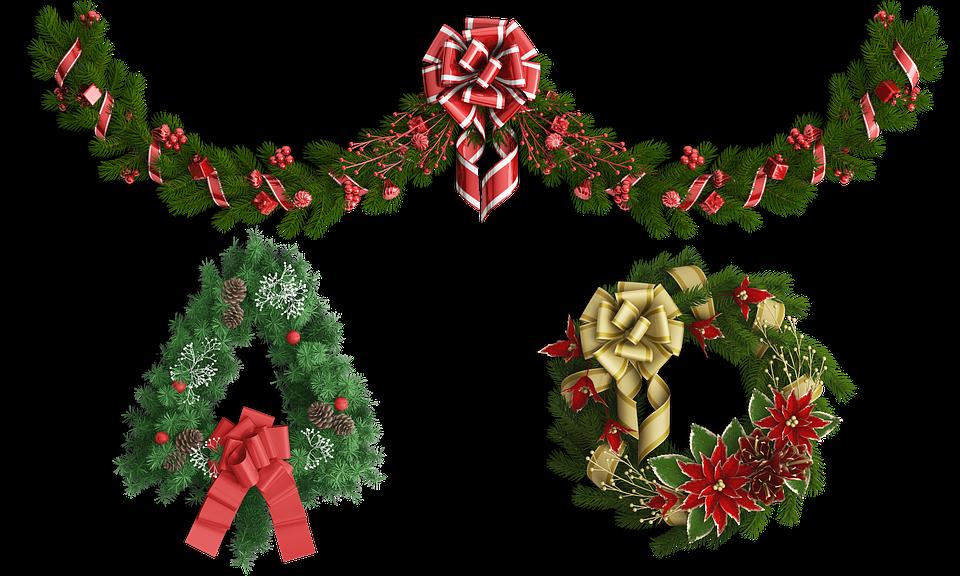 navidad guirnalda de navidad corona - Guirnalda De Navidad