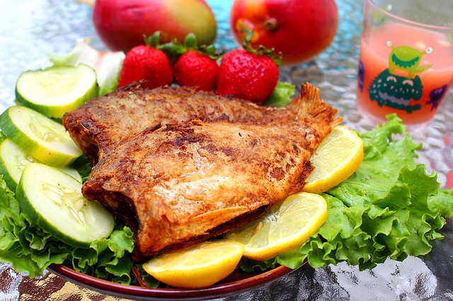Fish food recipe free photo on pixabay for What is fish food made of